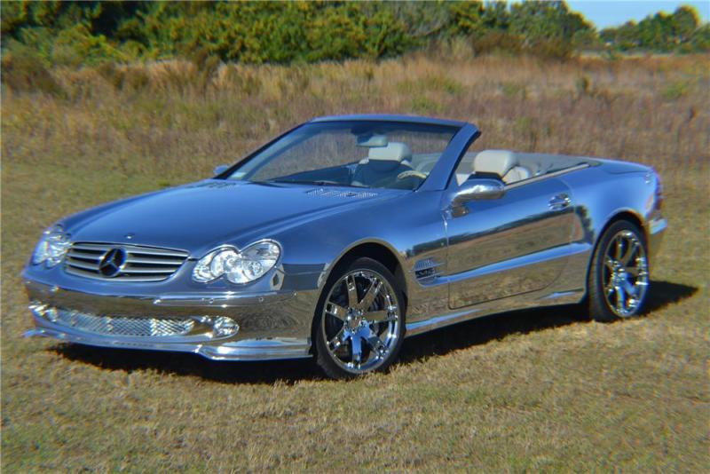 """""""Chrome Edition"""" SL600-renntech-2004-chrome-mercedes-sl600-1.jpg"""