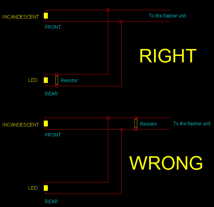 led turn signal/flasher relay-resistor-location jpg