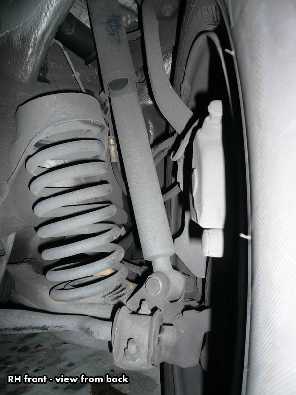 Front Suspension Squeaking Mercedes Benz Forum