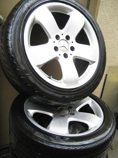 "Used Tires Com >> 17"" W211 ""Fat Five"" OEM Wheels w/Tires - Mercedes-Benz Forum"