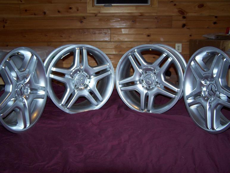 Car Rims Near Me >> 18'' AMG Rims Mint OEM - Mercedes-Benz Forum