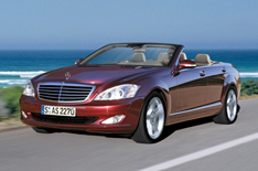 New 4 Door Convertible S Class Mercedes Benz Forum