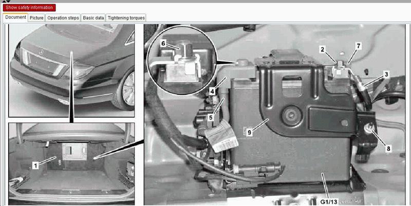 S550 4matic Dead Consumer Battery Mercedes Benz Forum