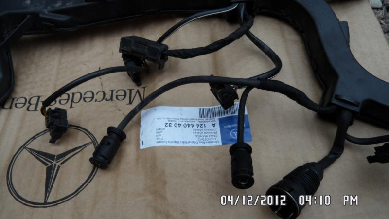 95 e300d wiring harness page 2 mercedes benz forum rh benzworld org Automotive Wiring Harness Trailer Wiring Harness