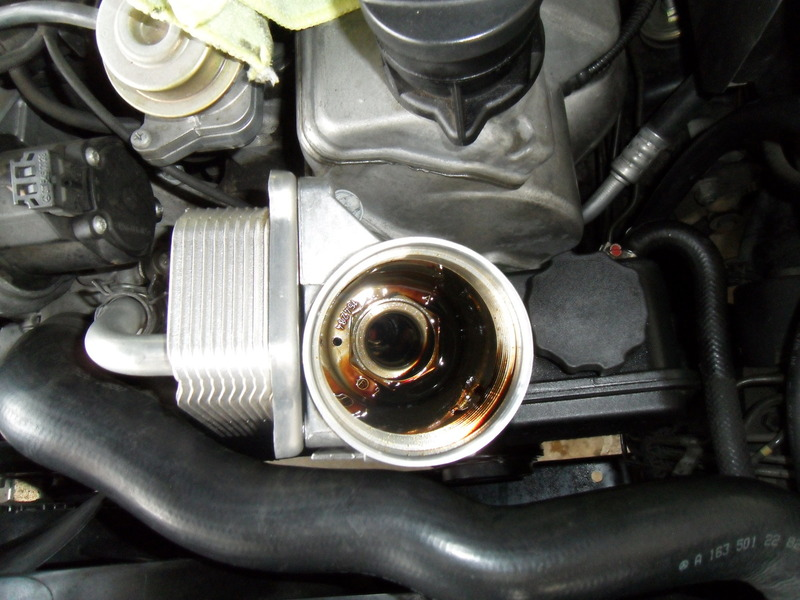 D Oil Filter Housing Seal Oil Cooler Sam on Chevy V6 Engine Problems