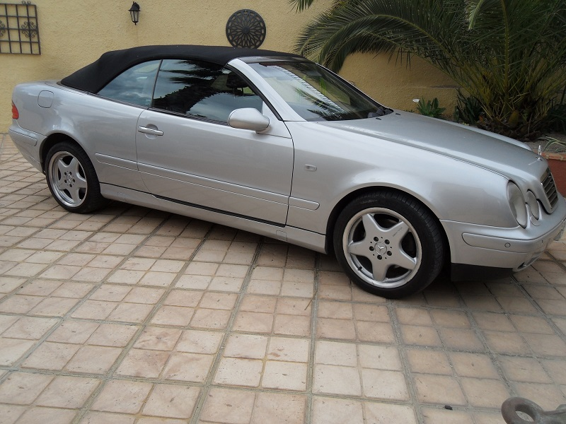 1999 clk320 cabriolet instructions pics needed mercedes benz forum. Black Bedroom Furniture Sets. Home Design Ideas