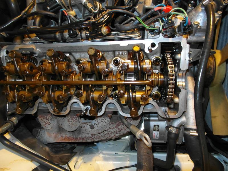 Hydraulic lifters - Mercedes-Benz Forum