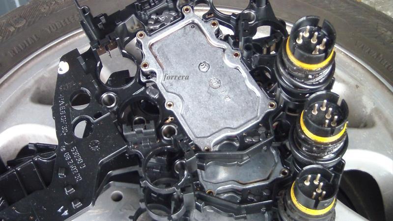 Mercedes gearbox ecu location for Mercedes benz ecu repair
