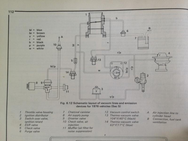 mercedes sl 450 vacuum parts page 2 mercedes benz forum 280sl Vacuum Diagram 107 vacuum diagrams page 7 mercedes