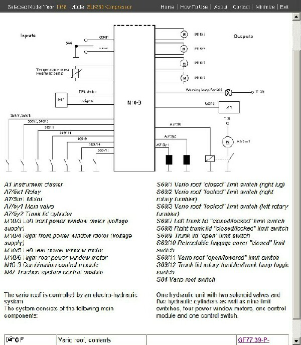 Mercedes benz vario wiring diagram wire center vario roof mercedes benz forum rh benzworld org mercedes benz power window wiring diagram 2003 asfbconference2016 Image collections