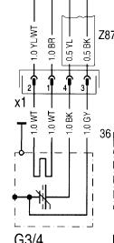 Bmw E46 Oxygen Sensor Wiring Harness Diagram. . Wiring Diagram O Wiring Harness on