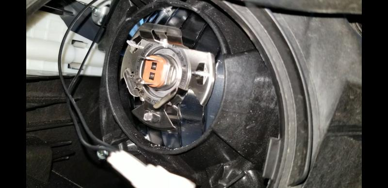 You Know World Has Gone Mad When Some >> x204 GLK350 2013 - H7 Headlight Bulb removal? - Mercedes-Benz Forum