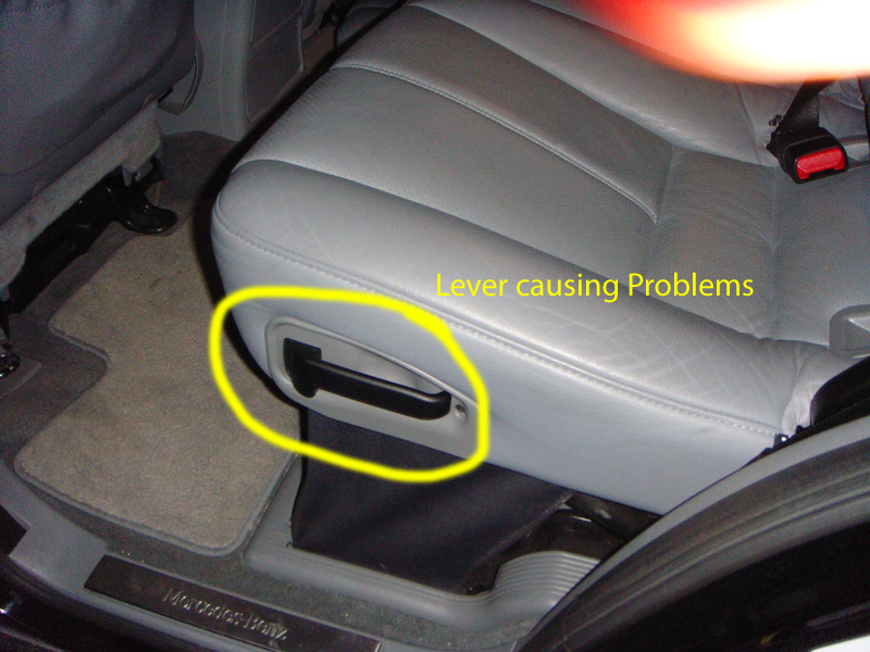 Having problems getting seats back up in ML320-seatleverb.jpg
