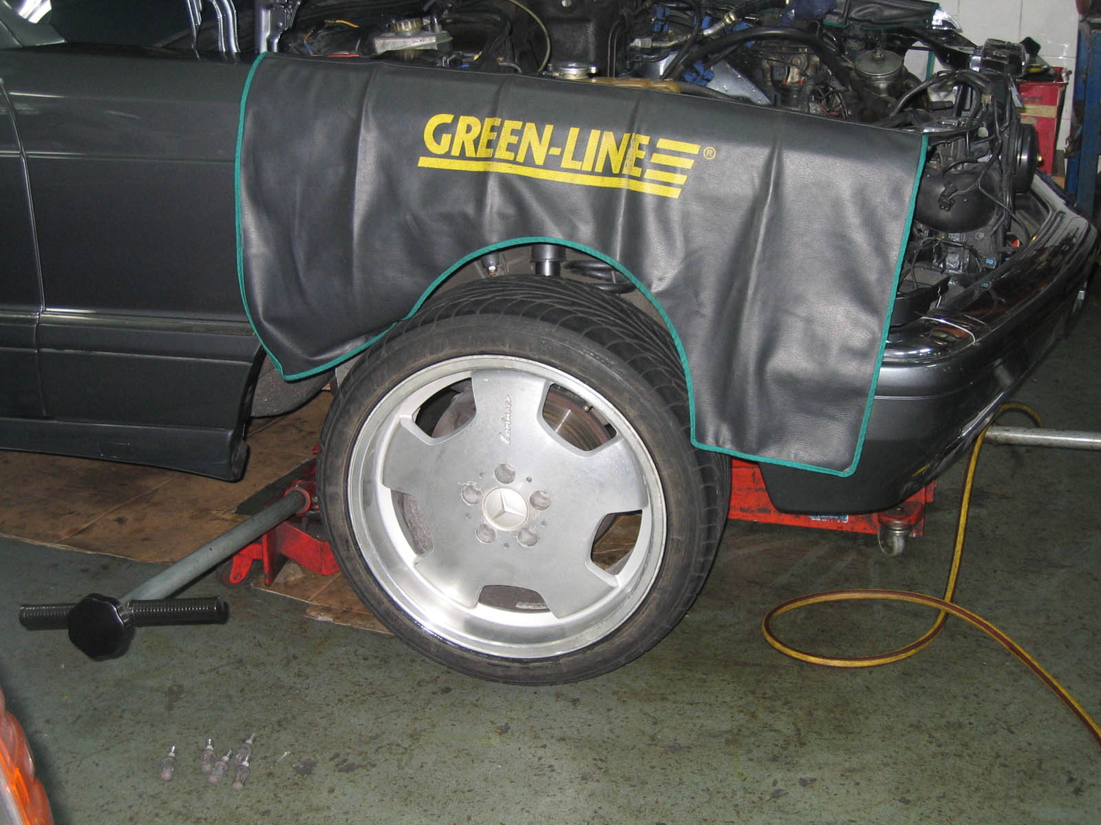 Discount Tire Direct >> 18 inch lorinser rims for W126 500SEC - Mercedes-Benz Forum