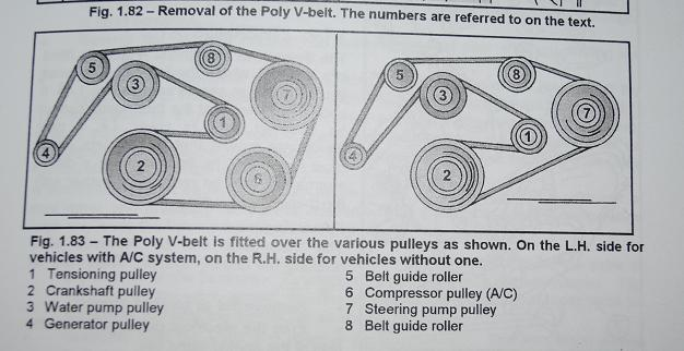 Help - Drive Belt Diagram