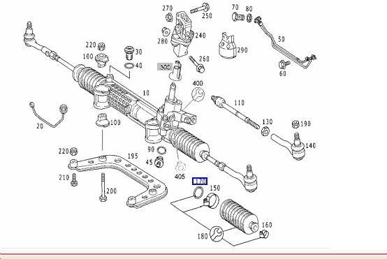 power steering oil leaking from steering boot rack