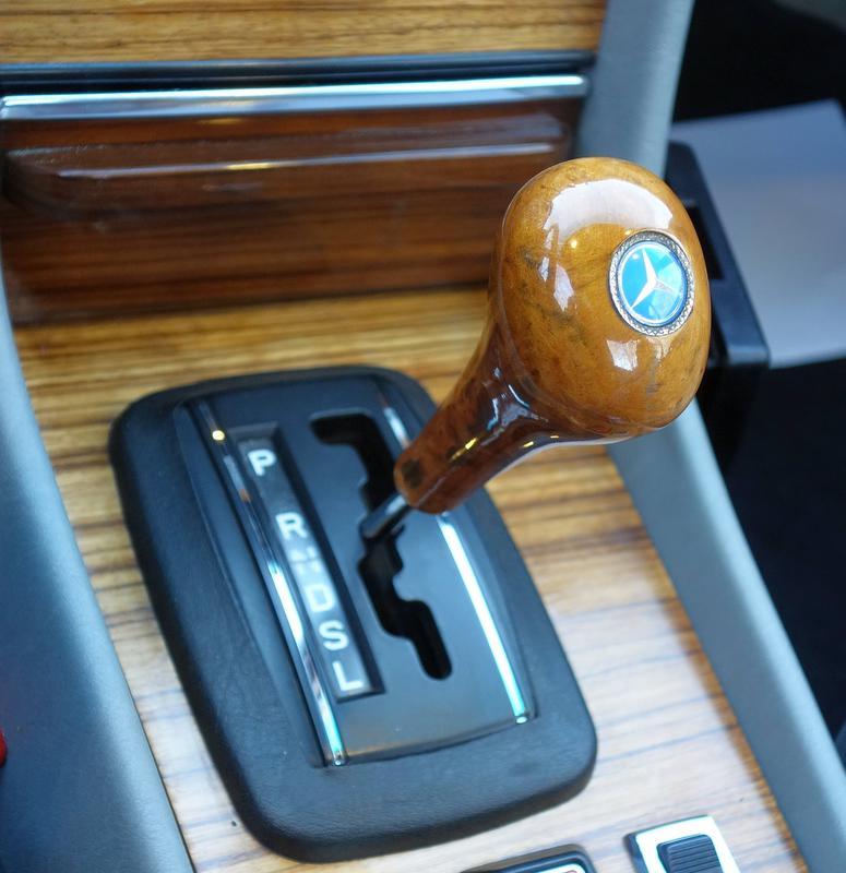 1987 Mercedes 560Sl >> 560SL Gear Shift Knob Autopsy - Mercedes-Benz Forum