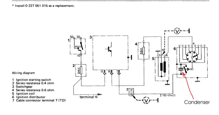 1973 450SLC ignition | Mercedes-Benz ForumBenzWorld