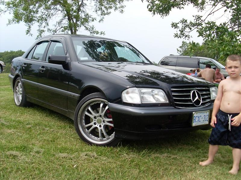 Official W202 C-Class Pictures Sticky | Page 3 | Mercedes