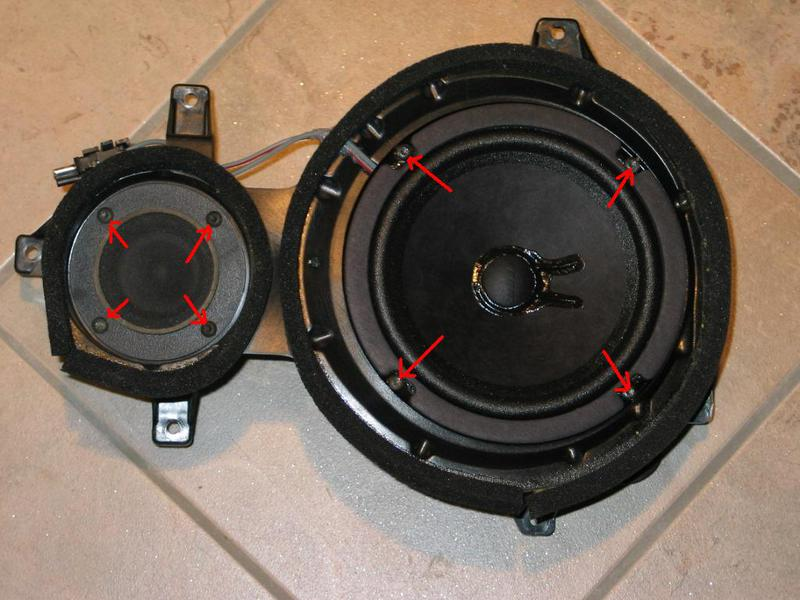 Bose Door Speakers Page 2 Mercedes Benz Forum