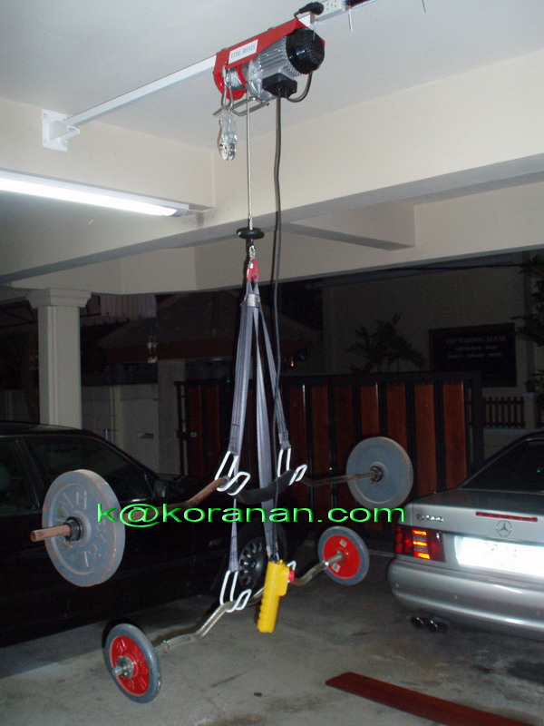 Diy Hardtop Hoist R129 Hard Top With One Man Amp One Hand