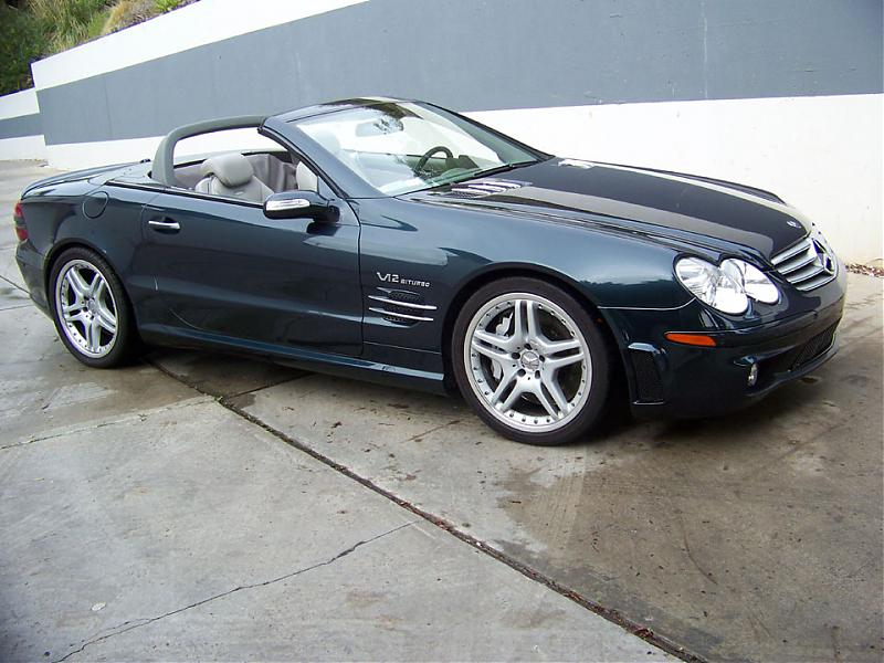Mercedes Ann Arbor >> Did the SL ever come in a Blue Close to the BAHAMA BLUE on ...