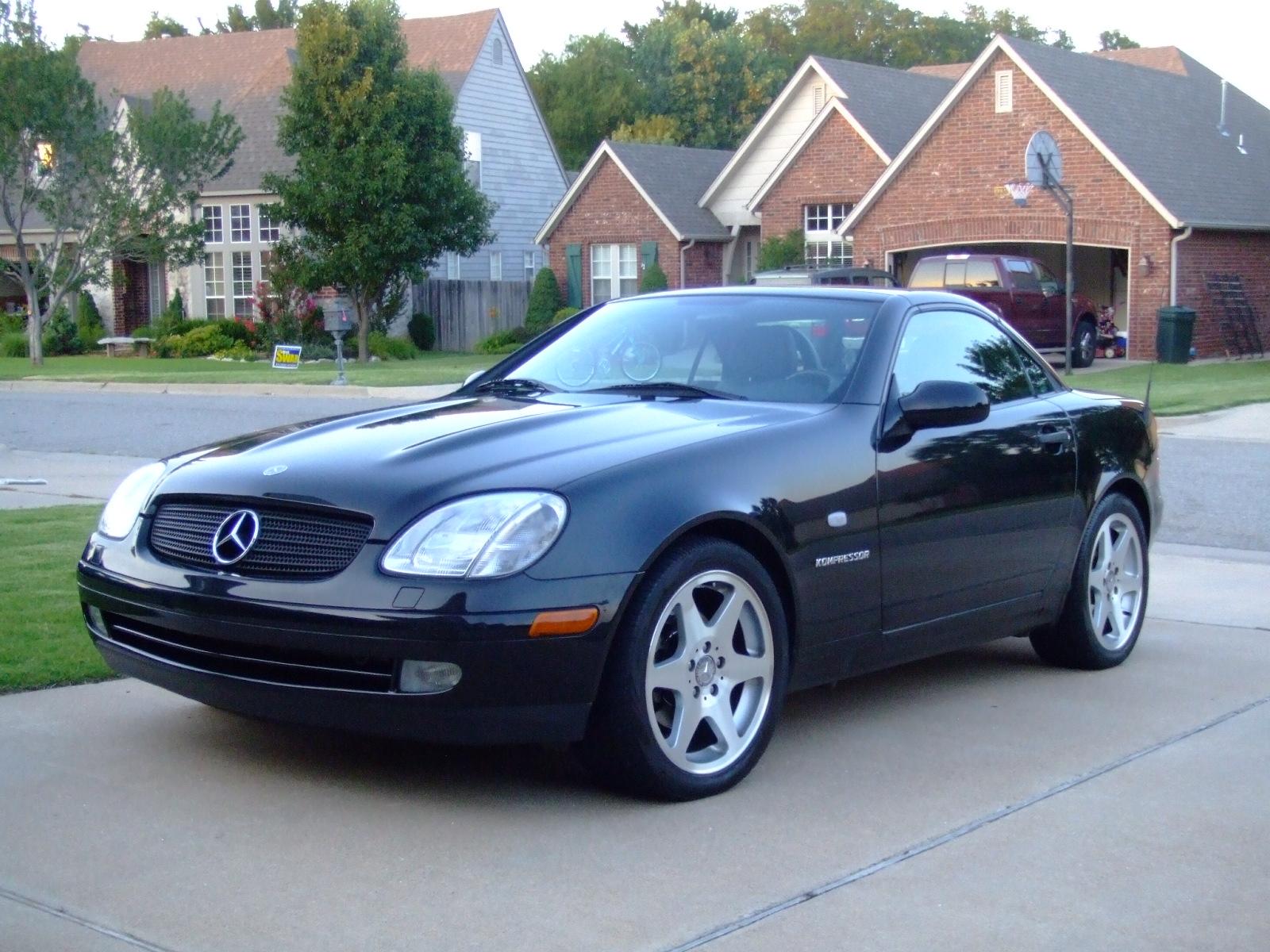 FS 2000 slk230 Limited Edition Black Tulsa oklahoma-slk230-001.jpg