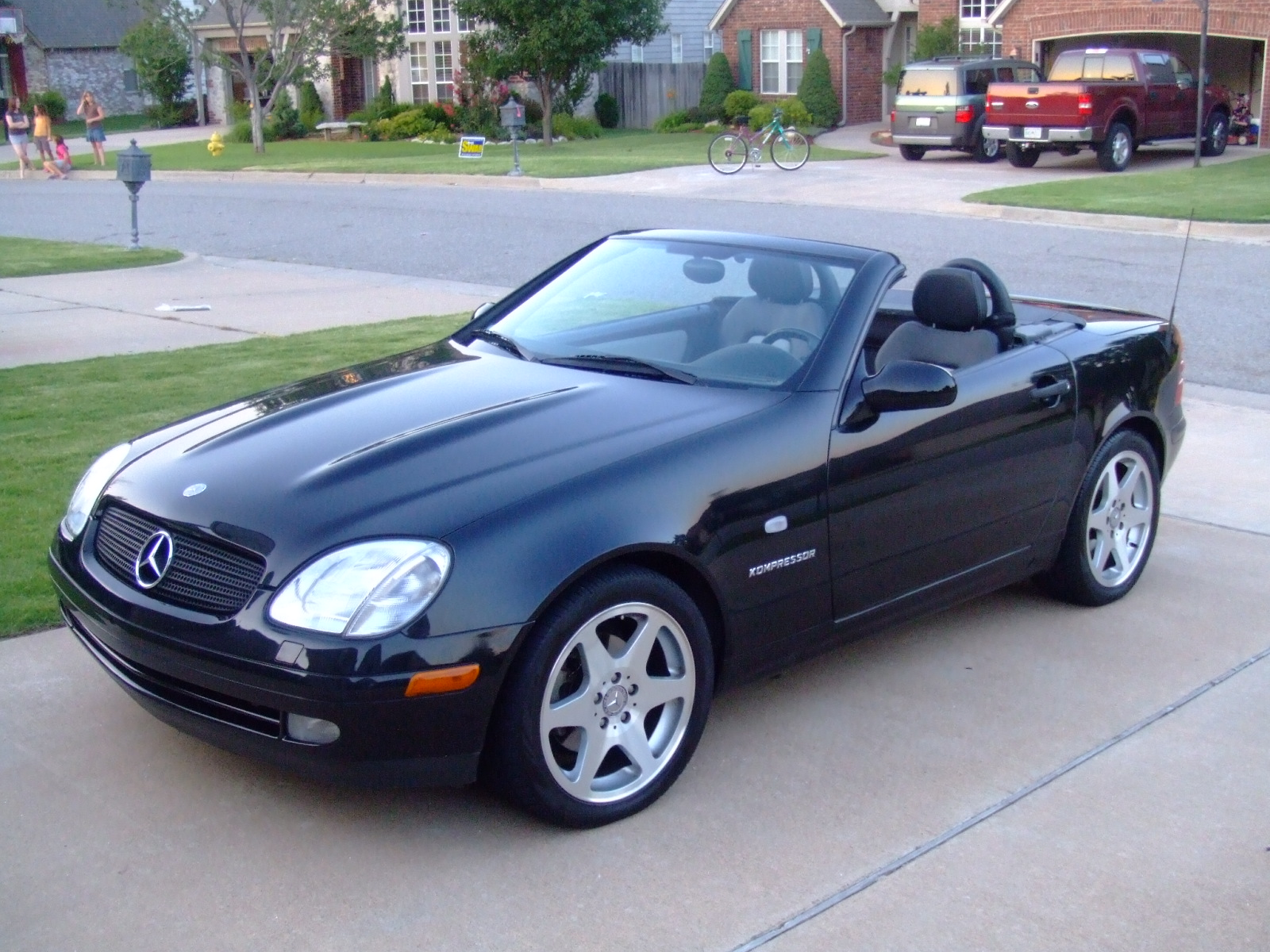 FS 2000 slk230 Limited Edition Black Tulsa oklahoma ...