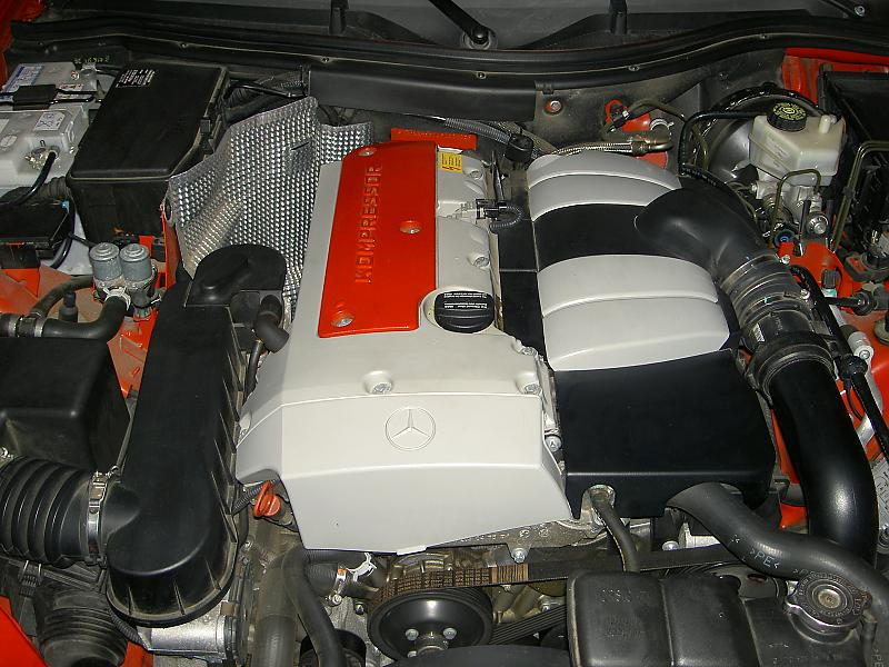 SLK230 - Power Steering Reservoir - Mercedes-Benz Forum