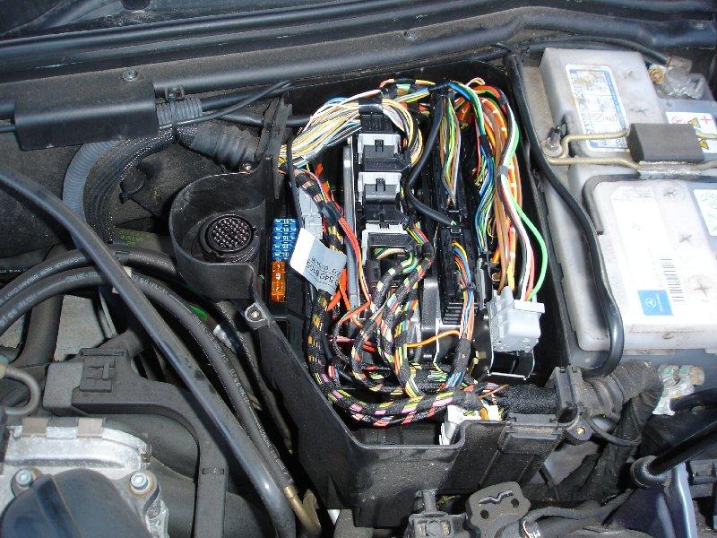 SLK Indicator lights staying on - Possible fix - Mercedes-Benz Forum