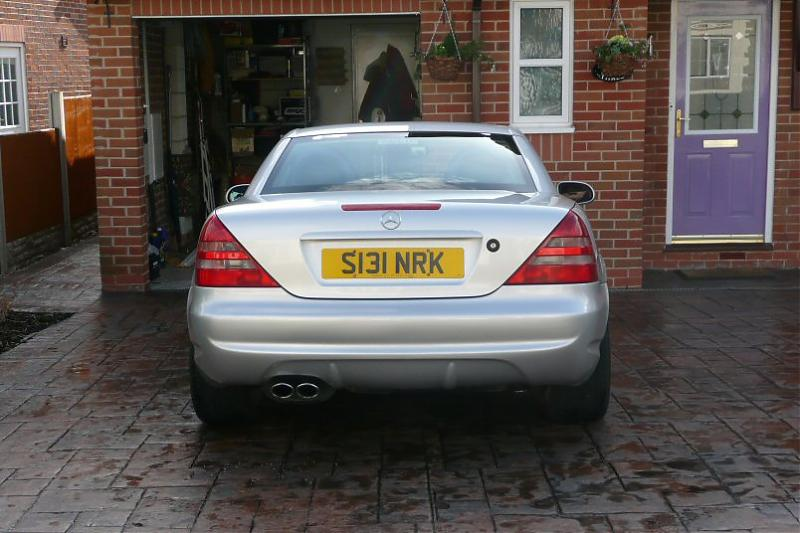Slk 230 Badge Placement Mercedes Benz Forum
