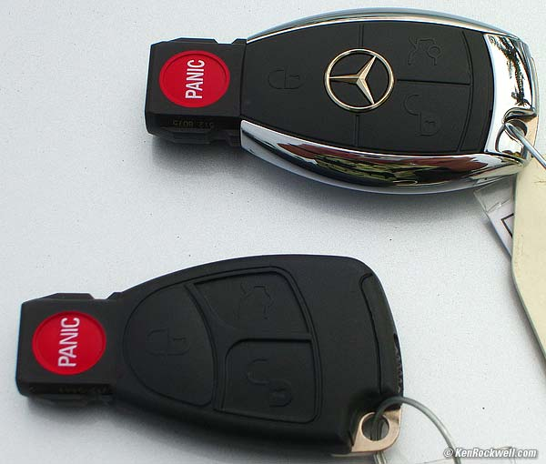 Mercedes Benz Key  Replacement
