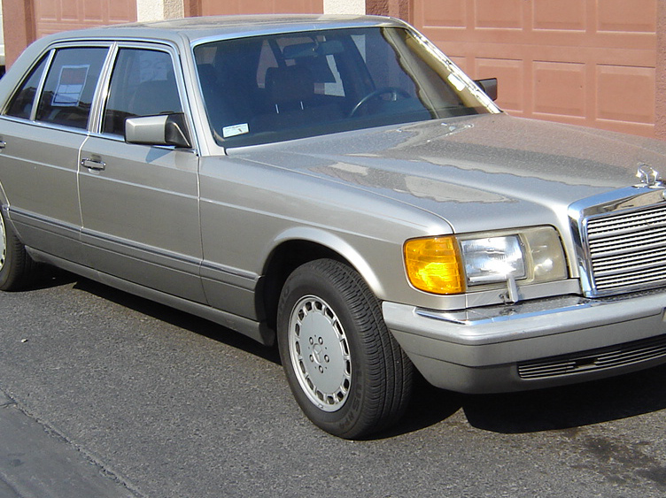 88 560SEL FOR SALE!!!! - Mercedes-Benz Forum