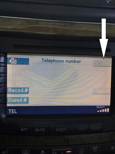 Comand text messages mercedes benz forum for Mercedes benz text