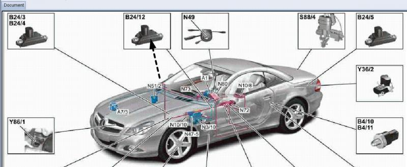 Image gallery 2004 sl500 problems for 2003 mercedes benz s430 problems