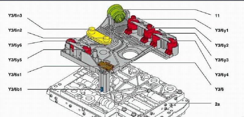Which Is The Torque Converter Clutch Solenoid Mercedes Benz Forum