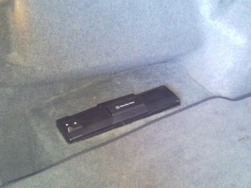 Mercedes Benz Daytona >> Need help removing CD changer in trunk - Mercedes-Benz Forum