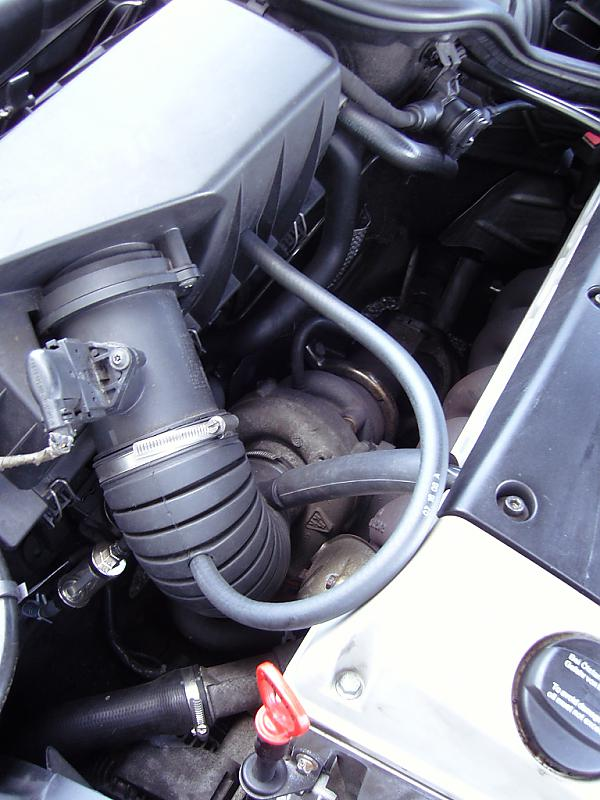 Diy Easy Egr Delete E300 Turbo W210 1997 Mercedes Benz Forum