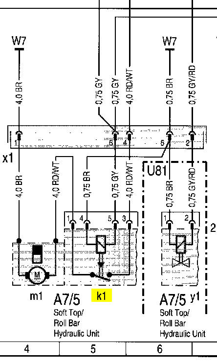 178453d1211128296-90-sl300-soft-top-problems-softtoprelay R Wiring Diagram on boat battery, dump trailer, air compressor, 4 pin relay, ignition switch, dc motor, basic electrical, driving light, ford alternator, camper trailer, limit switch, wire trailer, simple motorcycle, fog light,