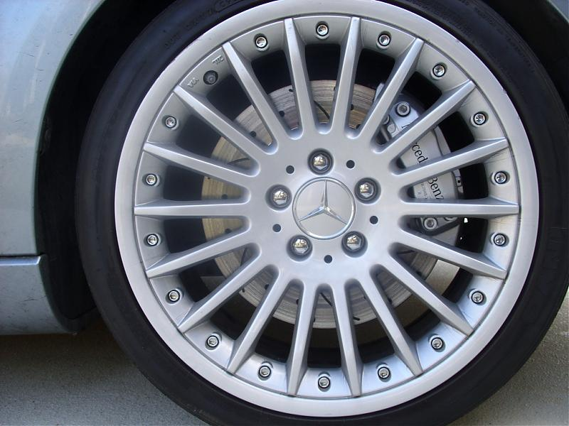 Cheap Used Cars >> great brake upgrade - Mercedes-Benz Forum