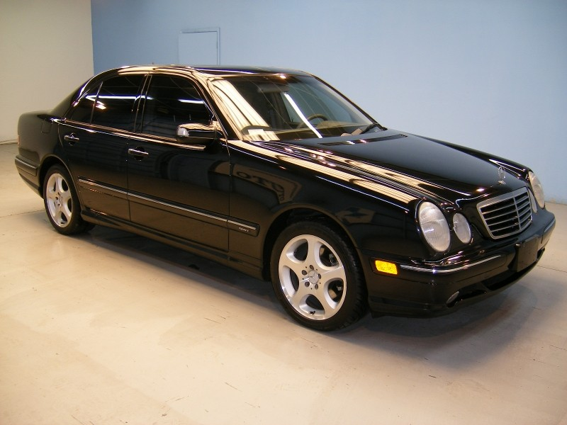 2002 Mercedes E320 >> How do I know if my 2002 E320 is a Sport? - Mercedes-Benz Forum