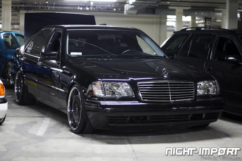 Any Ideas For Best Looking Rims On R Lovely W140 S Page