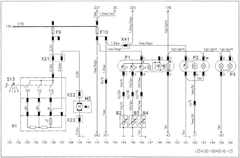 kienzle 1314 37 tachograph wiring diagram mercedes benz forum rh benzworld org