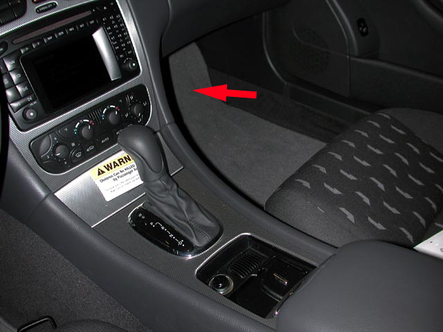 Where is the TCU (Transmission Control unit) located??? - Mercedes-Benz Forum