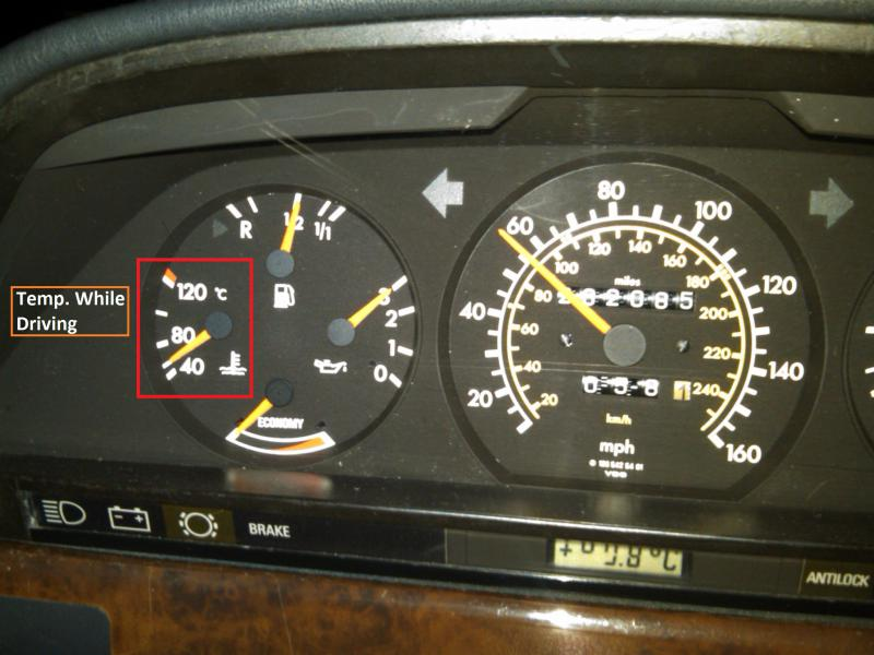 Normal Engine Operating Temp 85 90 Mine Is Way Below