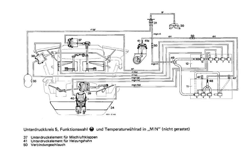 Vacuum Diagram For Heater Controls