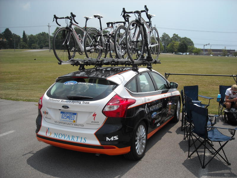 Roof / Bike Rack Options For W124 Sedan? Tour De Toona