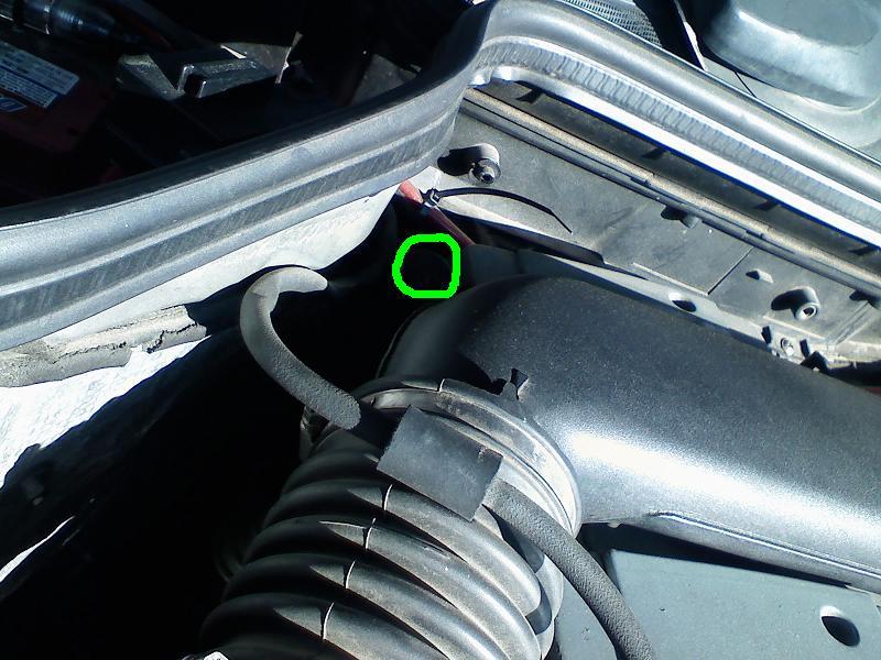 Need M104 Engine Photo  Diagram