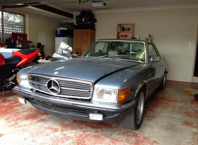 Tripp from Gold Coast with rare merc-tripps-1978-280slc-left.jpg