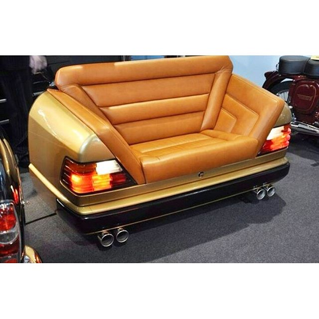 Does A W124 Make For Good Wifegf Acceptable Furniture Mercedes